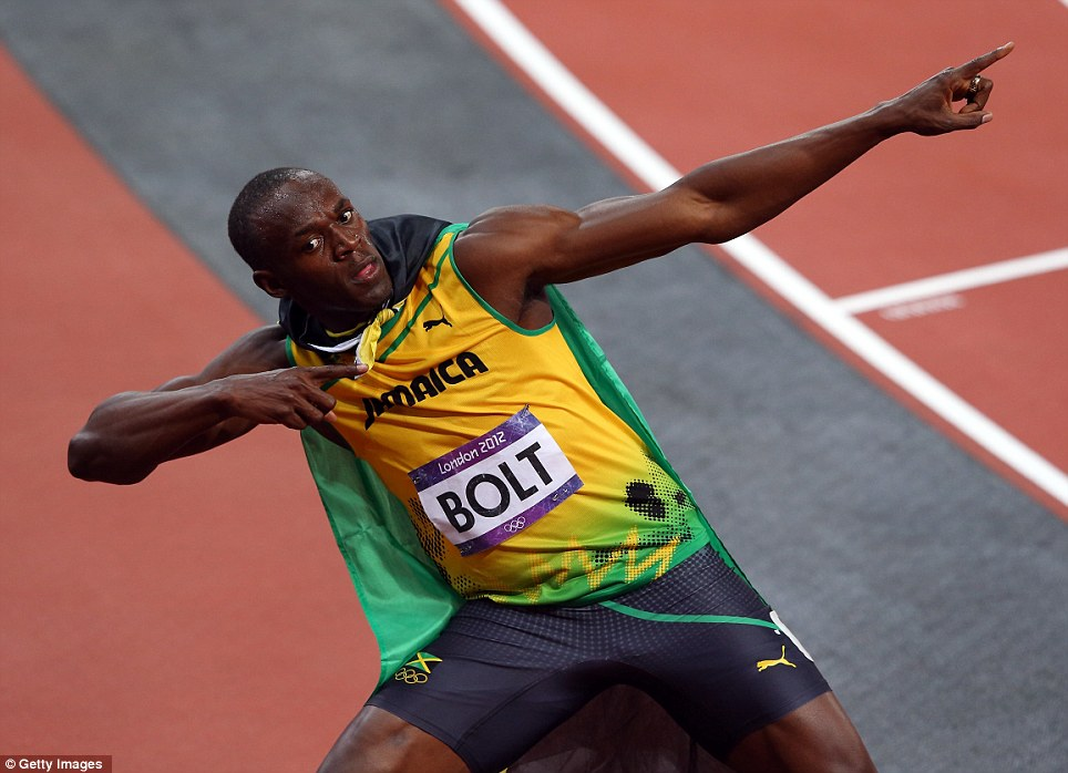 Usain Bolt Could Fly o...