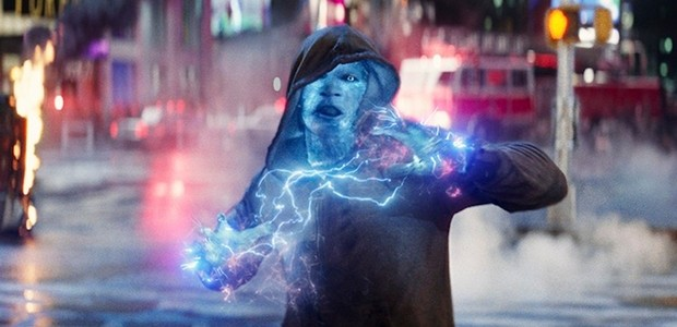 Of Spider-Man's Electro and Electric Eels::  Spider
