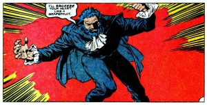 Vandal Savage, ever the poet