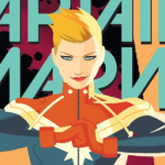 Captain Marvel's New Geostationary Home