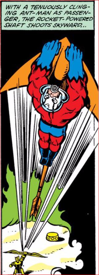 Avengers223_Flight of Ant-Man