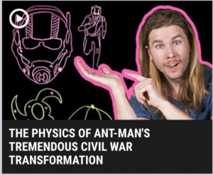 """Kyle Hill's """"Because Science"""" is a great example of hooking an audience with pop culture"""
