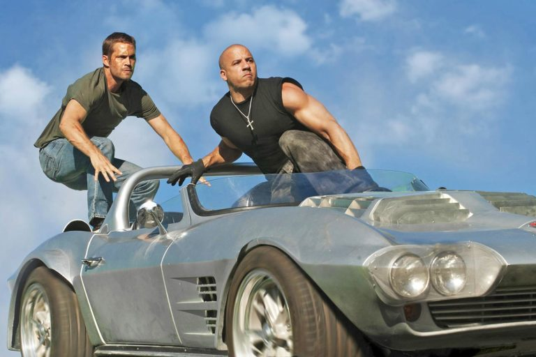 The Fast and the Furious is loaded with crazy physics