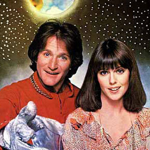 Mork and Mindy - in 1978