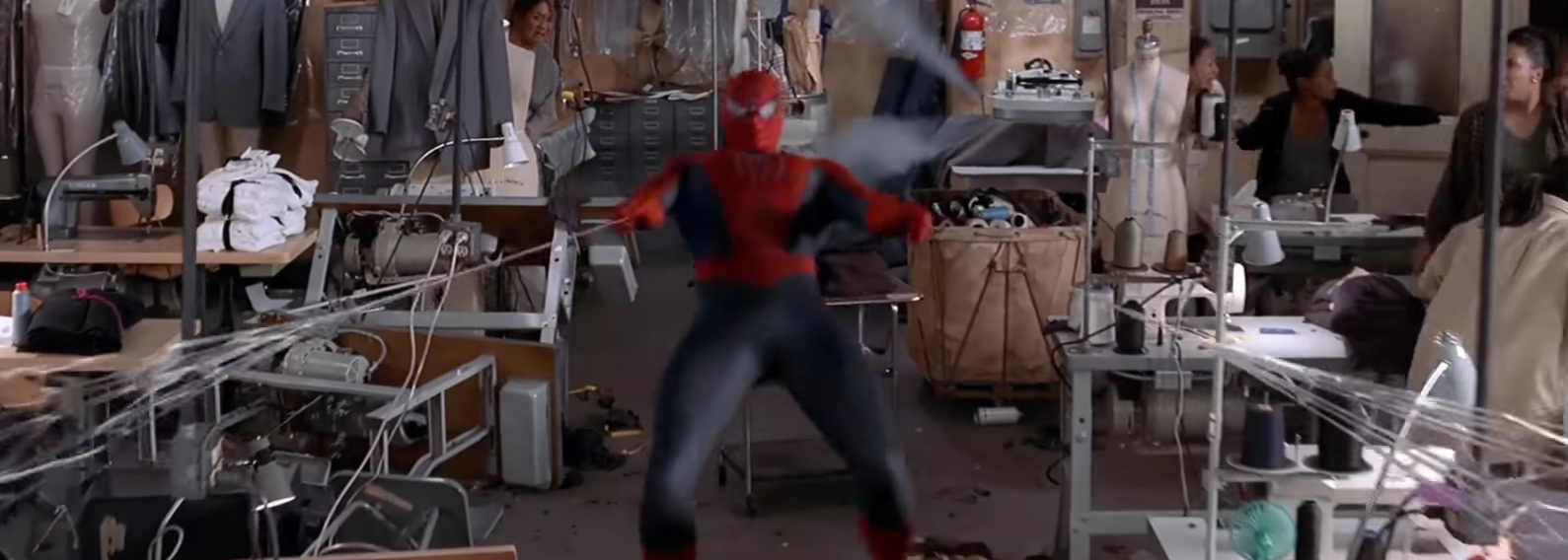 Spider-Man 2 TM & © Sony (2004)