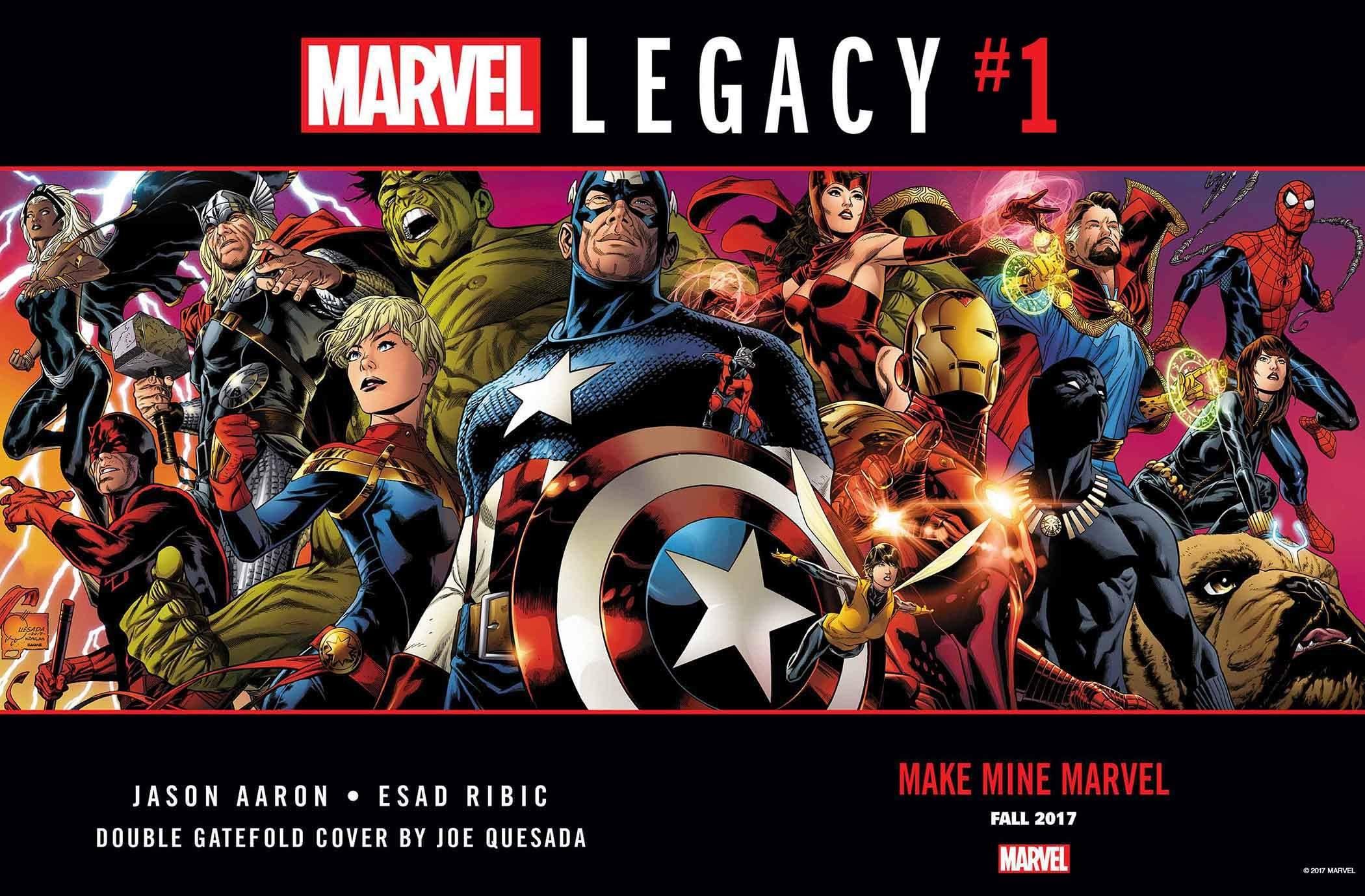 (c) Marvel