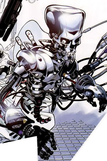 Spider-Man's Hammerhead